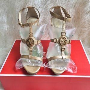Coach Alina A4097 straps heel sandals
